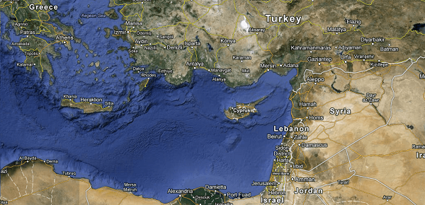 Where Is Cyprus Located On The World Map.Where Is Cyprus Cyprus Location Cyprus Map