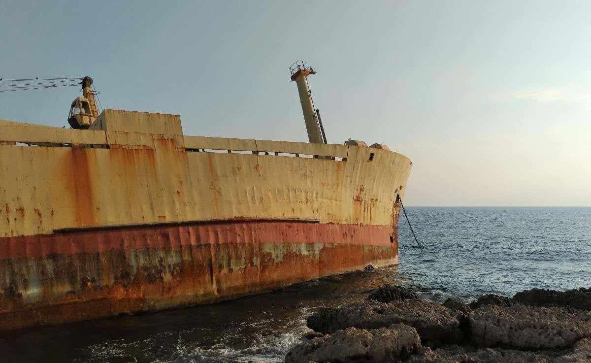 Edro III Shipwreck | Cyprus Island