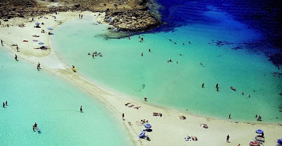 Cyprus beaches and coasts
