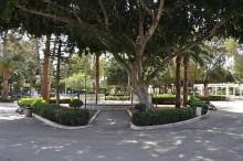 Municipal Garden Limassol cyprus