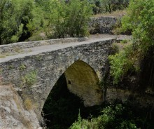 bridge in potamiou
