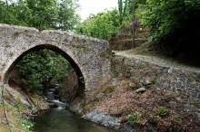 kalopanayiotis venetian bridge