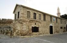 Larnaca castle Cyprus