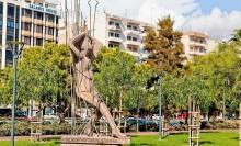limassol sculpture park molos