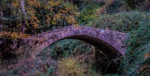 medieval bridge koilani