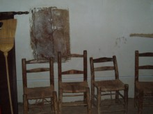 traditional cyprus chairs