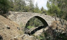 treis elies bridge cyprus