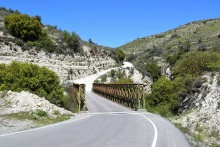 trozena bridge cyprus