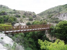 trozena metal bridge