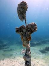 underwater sculpture park ayia napa