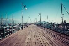 larnaca port pier