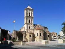 Agiou Lazarou Church 1