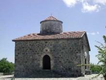 Timios Stavros Church Pelendri