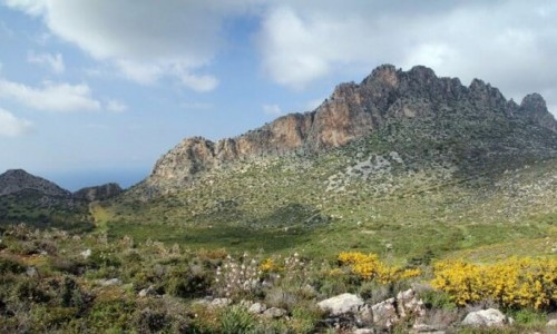 Pentadaktylos mountain