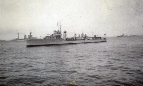 HMS Cricket Shipwreck