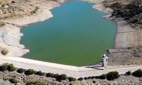 Mavrokolympos Dam