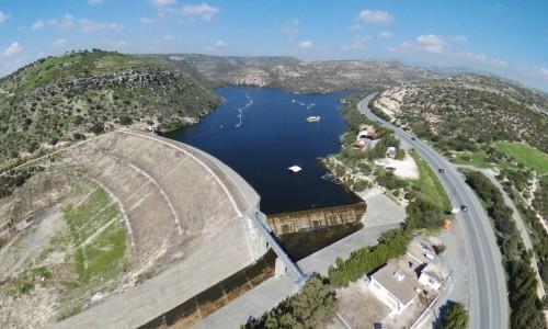 Polemidia Dam