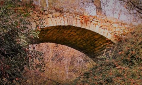 Agia Mavri Medieval Bridge Koilani