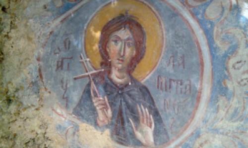 Agiou Lambrianou Catacomb, Kato Paphos