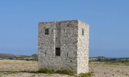 Alaminos Medieval Tower (Koulas) - Larnaca