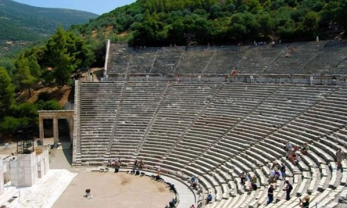Ancient Solon Theatre - Morphou