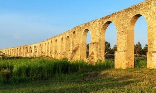 Kamares Aqueduct - Larnaca