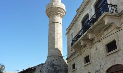 Arablar Mosque (Stavros tou Missirikou)