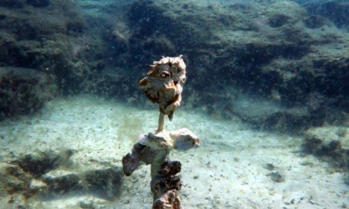 Ayia Napa Underwater Sculpture Park