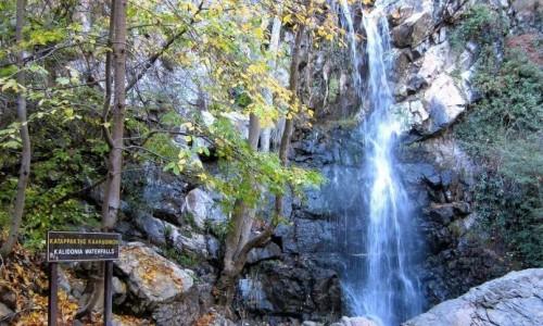 Caledonia waterfalls (Kalidonia)