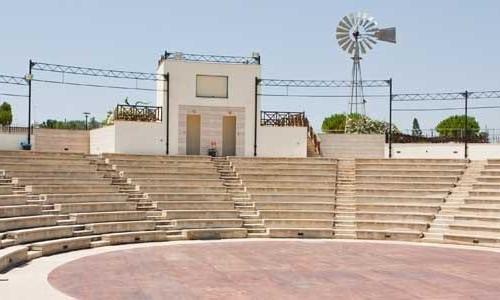 Municipal Amphitheatre - Deryneia Village