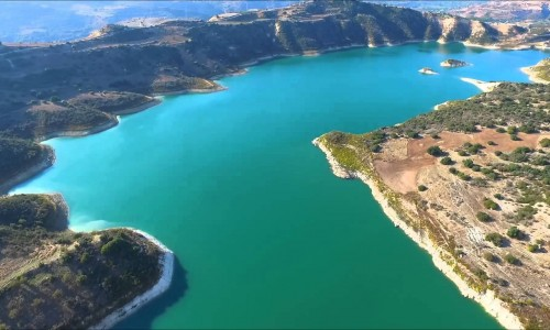 Evretou Dam