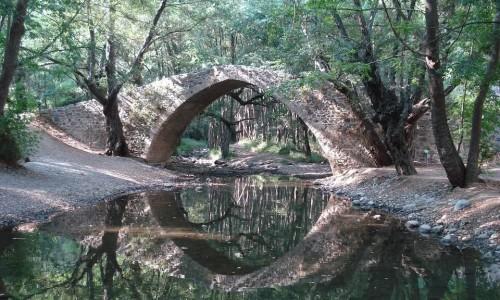 Tzelefos bridge - Gefiri tou Tzelefou