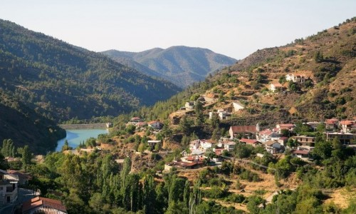 Kalopanayiotis Dams and Fish Farm