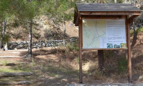 Kastrovounos Nature Trail