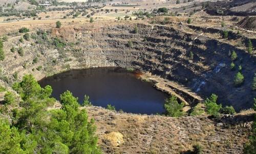 Kokkinoantonis Mine