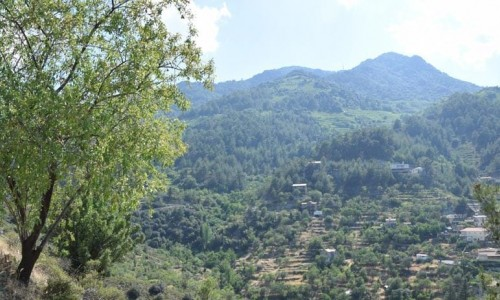 Lagoudera or Agros - Madari Nature Trail