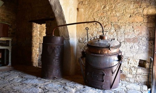 Lofou Museum - Olive Oil Press