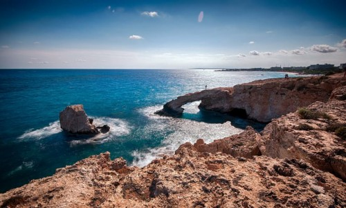 Bridge of Love (Love Bridge), Ayia Napa