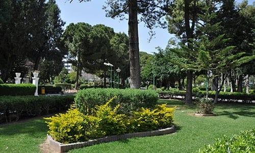 Marios Tokas Municpal Garden Theatre - Limassol