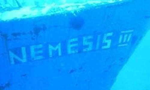Nemesis III Shipwreck