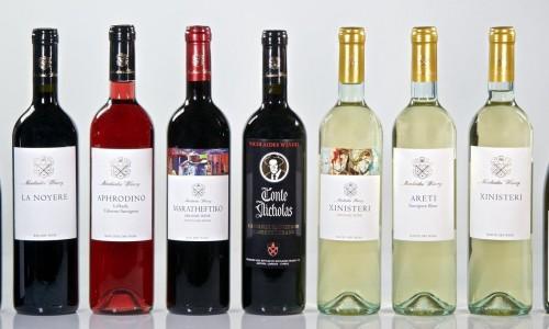 Nicolaides Winery - Anogyra