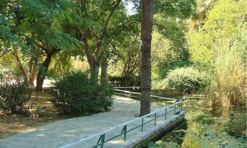 Nicosia municipal gardens