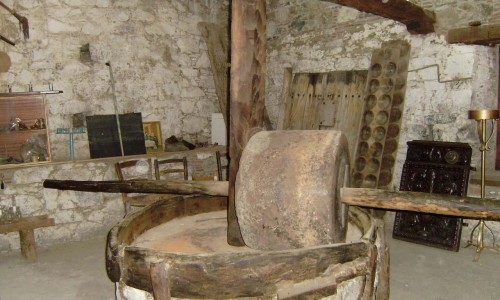 The Olive mill of Ioannis the Prodromos Church