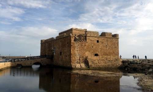 Paphos Castle