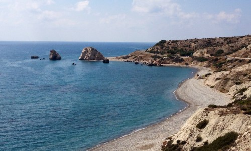 Petra tou Romiou National Forest Park