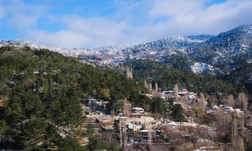 Prodromos Dam Picnic Site