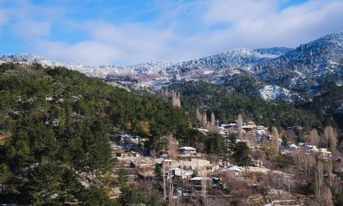 Prodromos – Lemythou Nature Trail