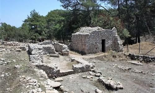 Pyrgos tis Rigenas (Rigena Tower) Byzantine Monastery – Akamas