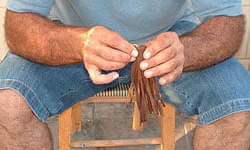 Traditional 'Shepard Vourka'