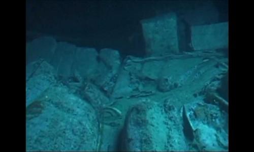 Pharses II Shipwreck